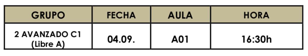 Aleman Oral Avanzado 2c1