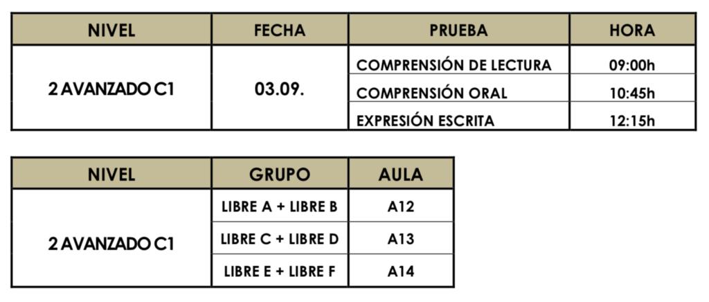 Ingles Escrita Avanz 2 C1