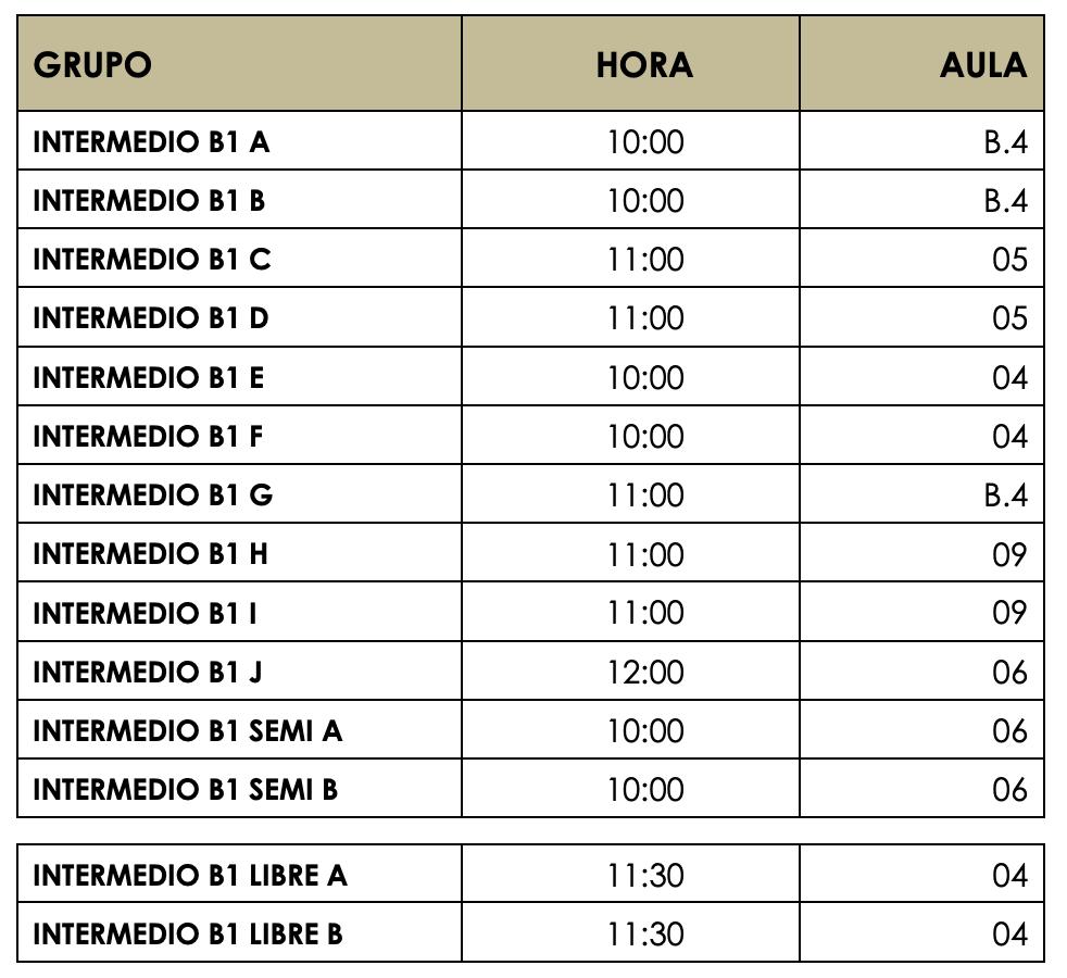 Revision Examenes Ingles Septiembre Oficial De Idiomas 2