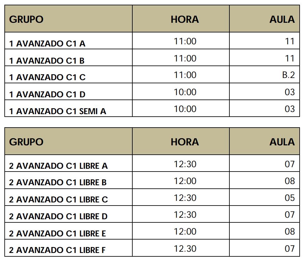 Revision Examenes Ingles Septiembre Oficial De Idiomas 4