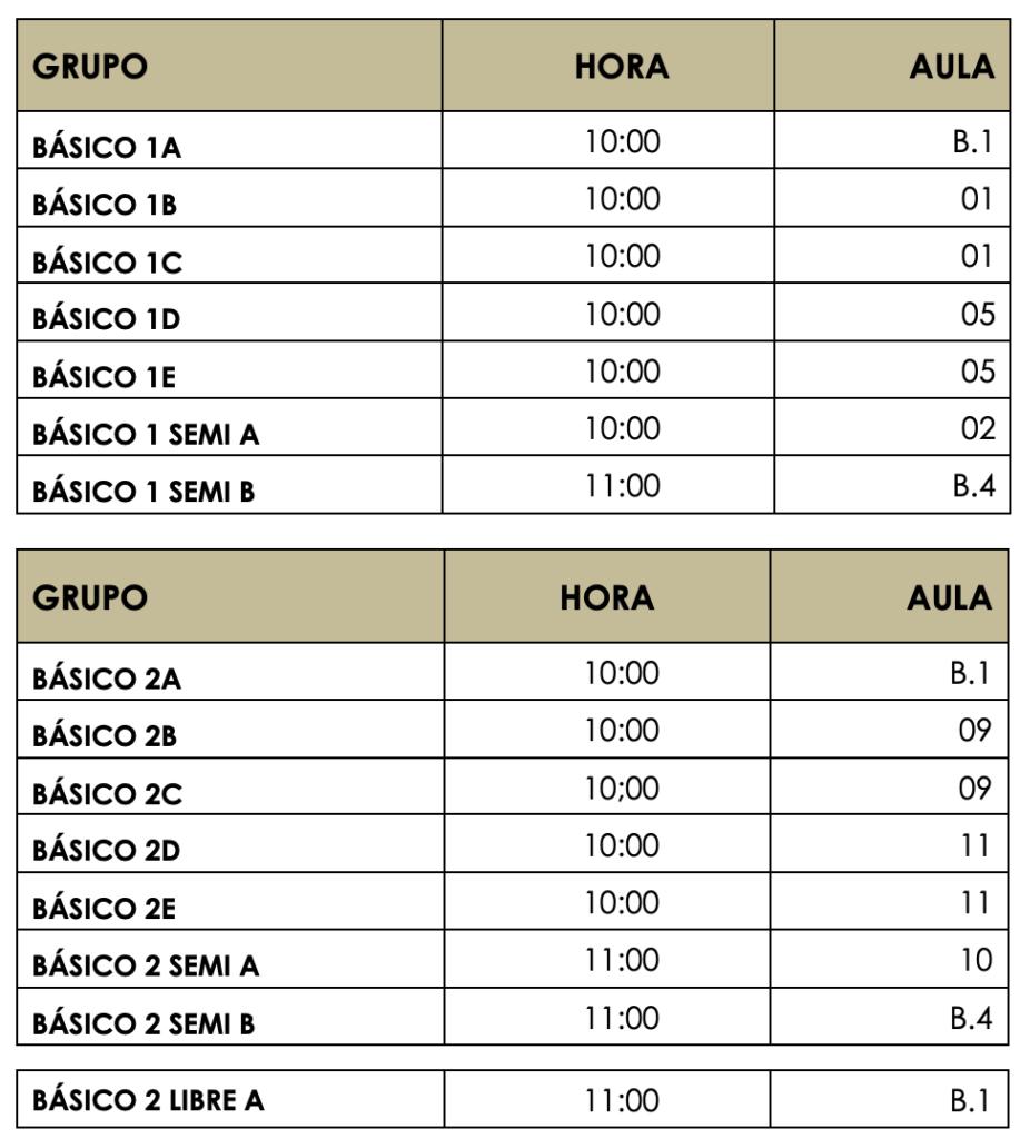 Revision Examenes Ingles Septiembre Oficial De Idiomas