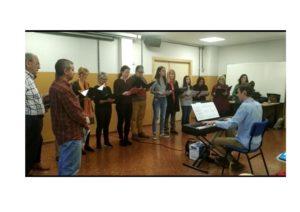 Actuación Coro Día Andalucía