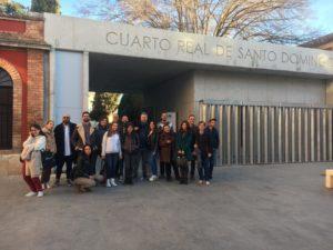 Visita Cuarto Real De Santo Domingo 1