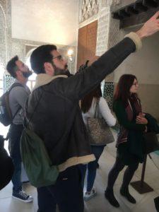 Visita Cuarto Real De Santo Domingo 5