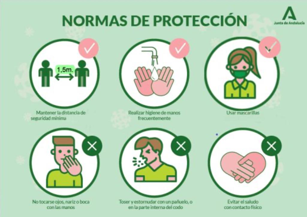 Protocolo Actuacion Covid Escuela Oficial Idiomas Granada