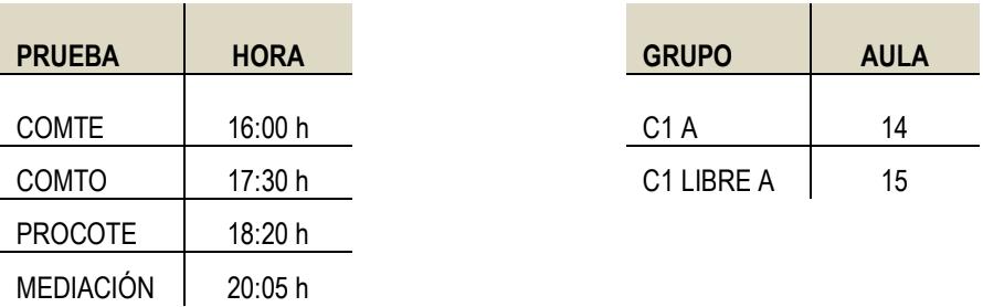 Prueba Escrita Alemán Avanzado C1