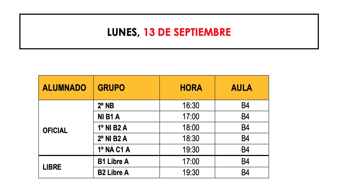 Revisión Examen Español